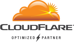 Officieel CloudFlare Optimized Partner